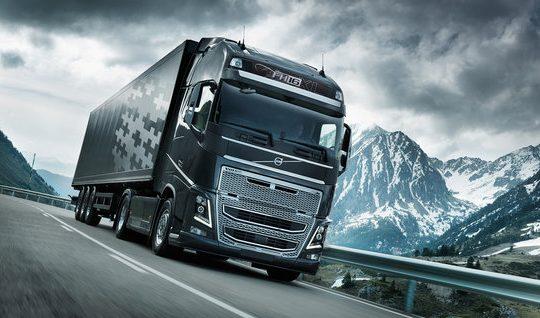 Volvo trucks global FH 16 applications