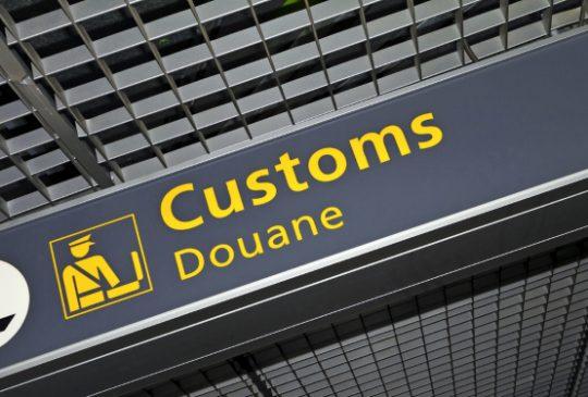 douane-bord